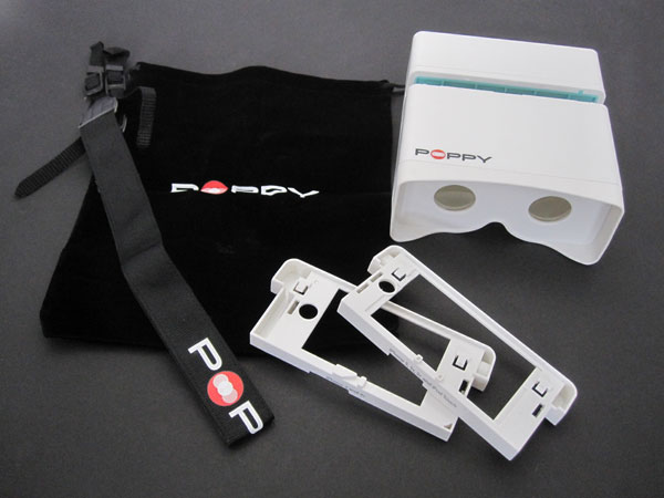 Review: Hack Things Poppy 3D Camera for iPhone 4/4S/5/5c/5s + iPod touch 5G