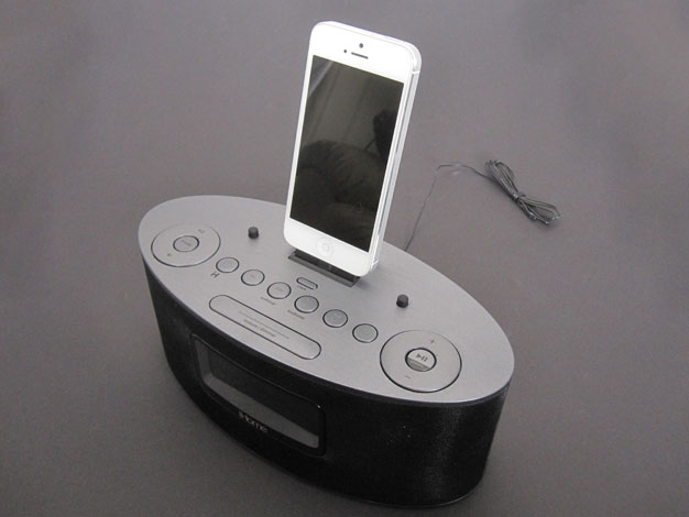 Review: iHome iDL46 Dual Charging Stereo FM Clock Radio with Lightning Dock