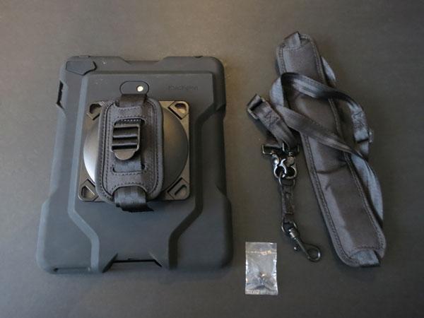 First Look: Kensington BlackBelt 3rd Degree Rugged Case for iPad 2, iPad (3rd/4th-Gen)