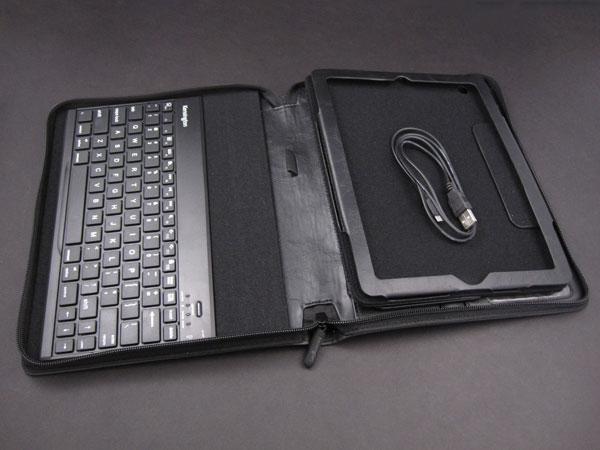 Review: Kensington KeyFolio Executive for iPad 2, iPad (3rd/4th-Gen)