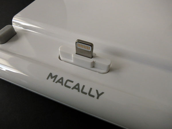 Review: Macally MCDOCKL Charge & Sync Dock for Lightning Devices