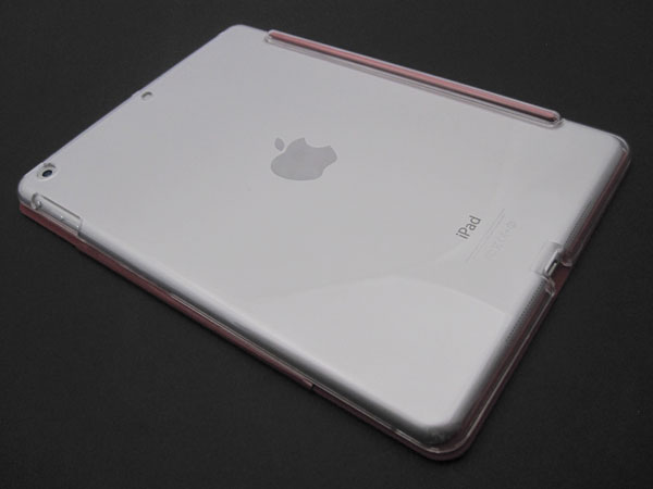 Review: Macally Clear Case with Reversible Cover for iPad Air