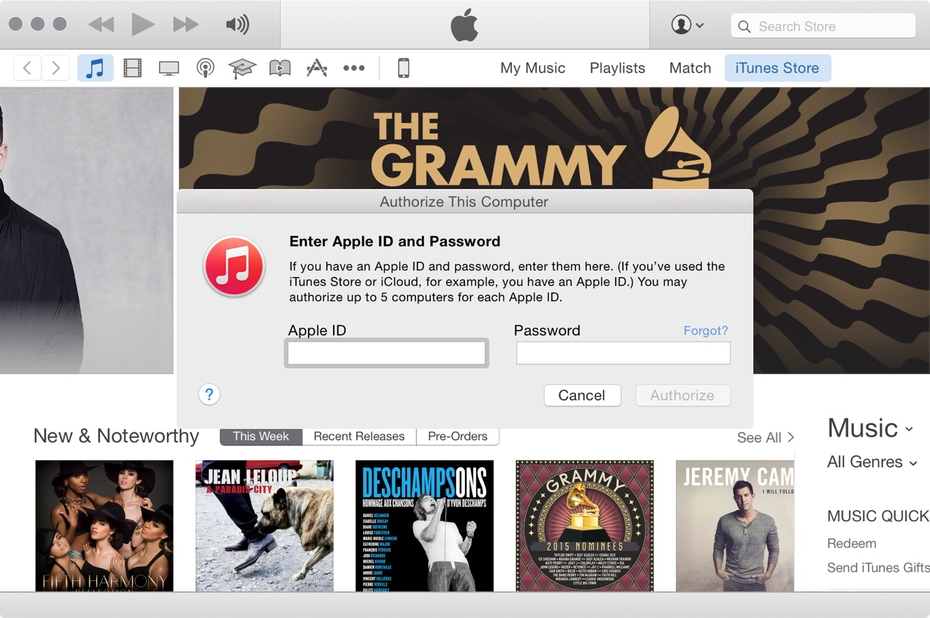 How do I consolidate iTunes purchases into a single account? 1