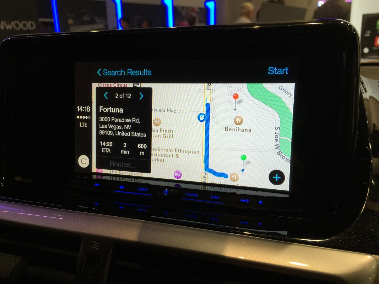 Hands-on with CarPlay at CES 2015 11
