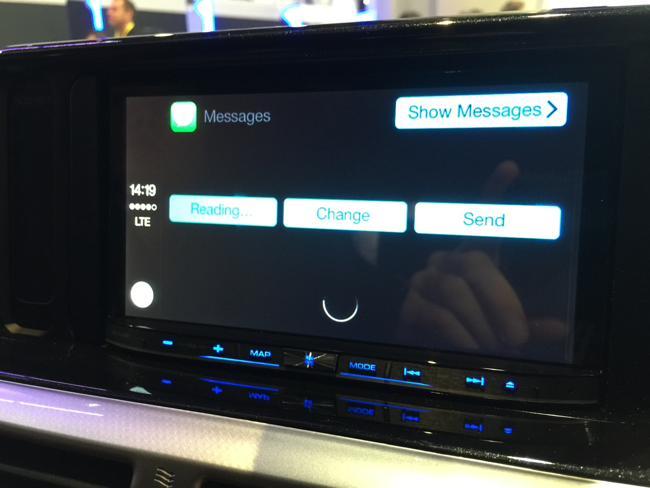Hands-on with CarPlay at CES 2015 13