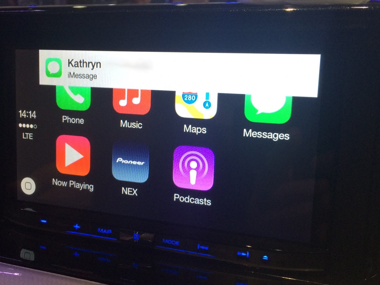 Hands-on with CarPlay at CES 2015 2