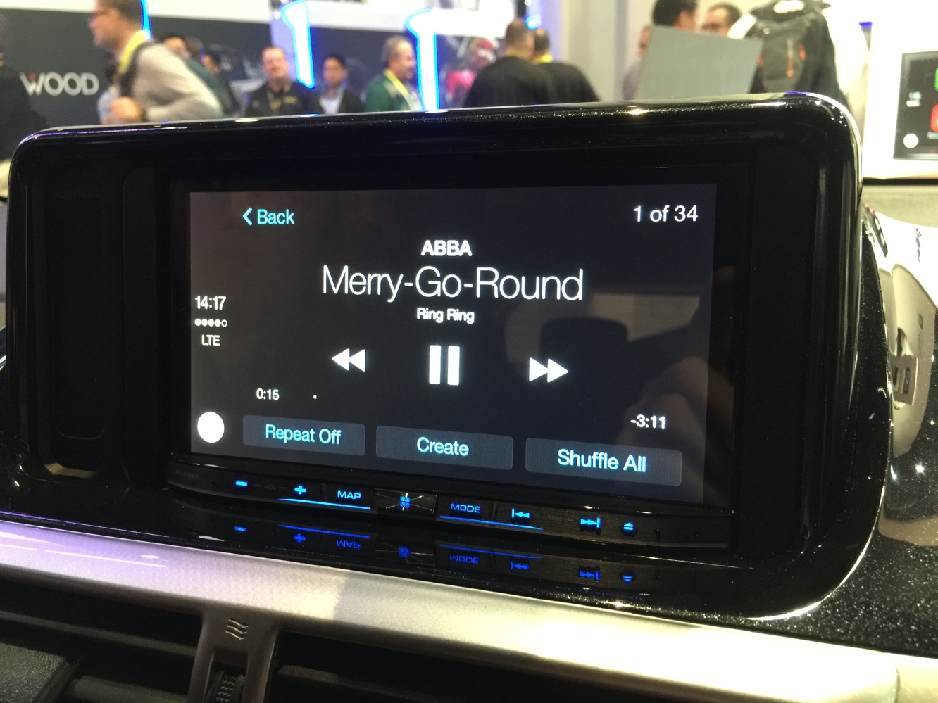 Hands-on with CarPlay at CES 2015 7