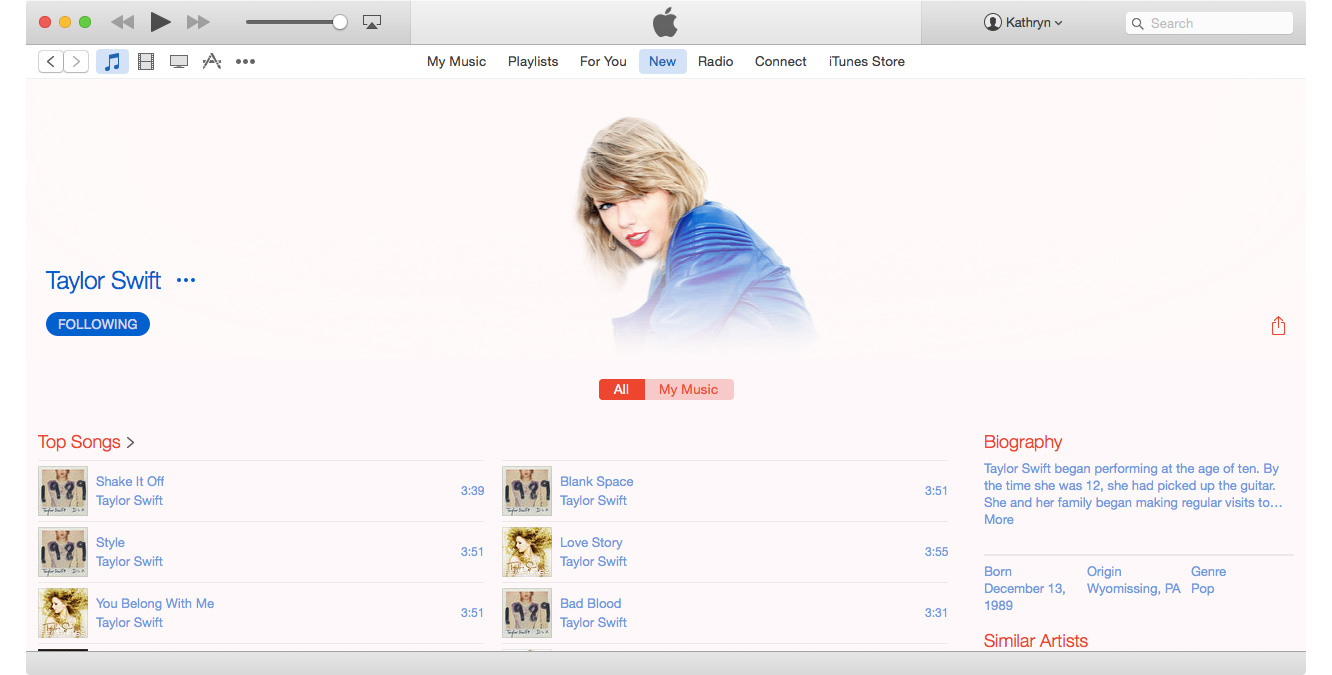Instant Expert: Secrets & Features of iTunes 12.2 15