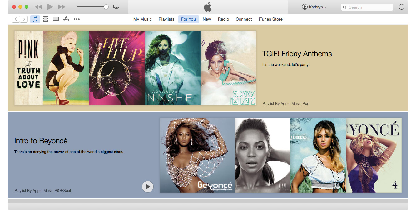 Instant Expert: Secrets & Features of iTunes 12.2 7