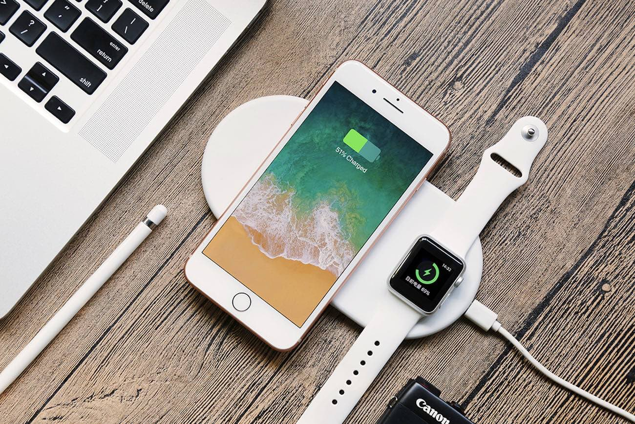 Sponsored: 10 iPhone X Wireless Charging Stands & Docks