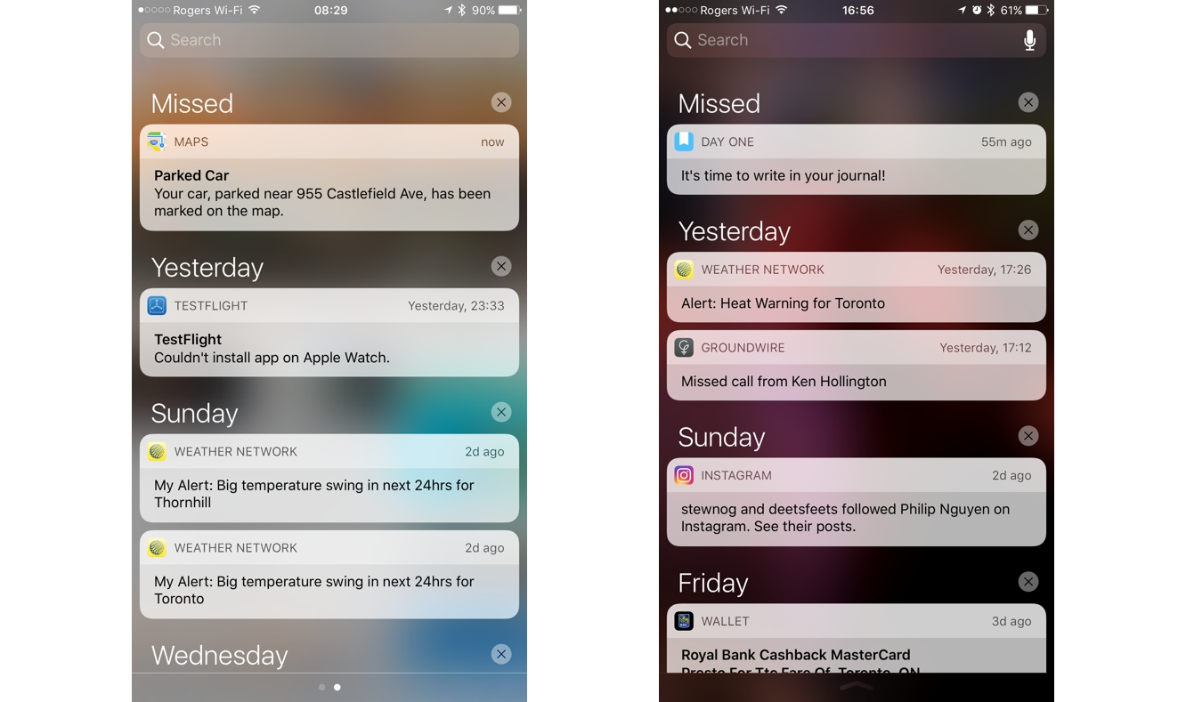 Inside the betas: iOS 10 shakes up the user experience 4