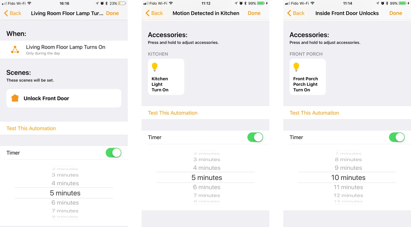 Set Timer For 10 Minutes Electronic Switch Minute Circuit Circuits Inside The Betas Ios 11 Homekit Adds Timers Multi Person