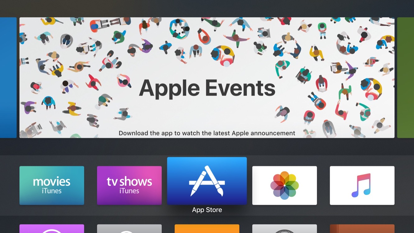 Inside the betas: tvOS 11 adds auto Dark Mode, iCloud Home Screen Sync 1