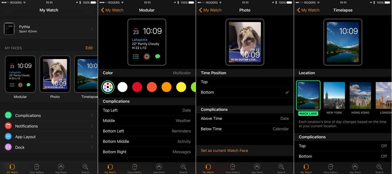 Inside the betas: watchOS 3 promises a real speed boost 10