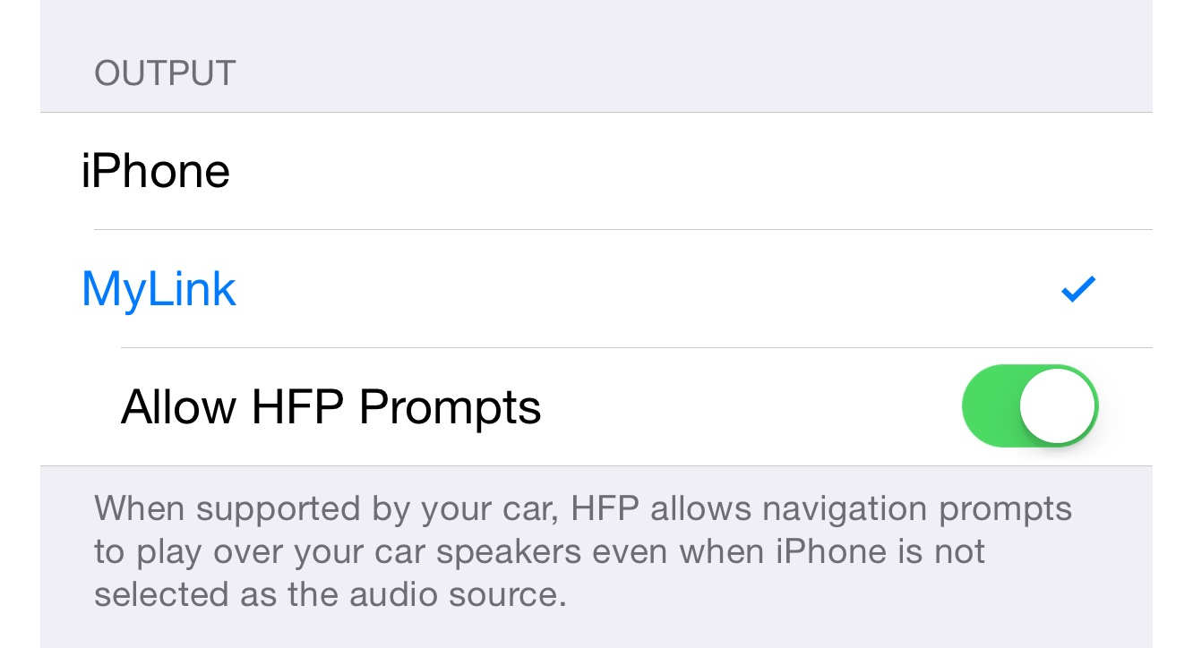 Improving In-Car Voice Navigation Prompts in iOS Maps 1