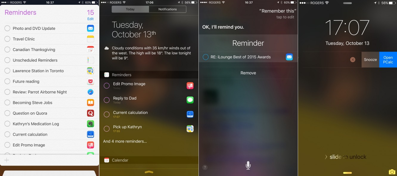 Tip of the Day: Adding links to Reminders in iOS 9