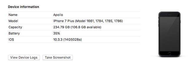 Capturing iOS and tvOS screenshots using your Mac