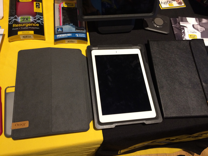 Live From CE Week 2014: Brand New iPad, iPhone + Mac Accessories!