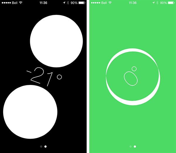 iOS 7: Maps, Passbook, Compass + Notes 10