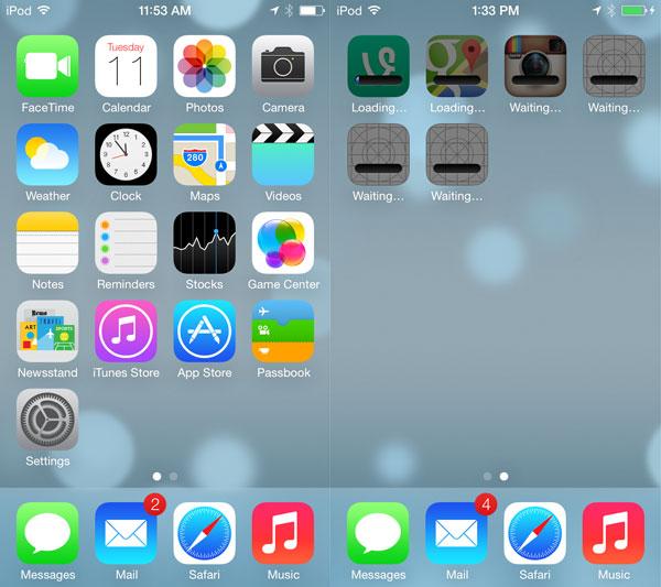 countdown wallpaper iphone app