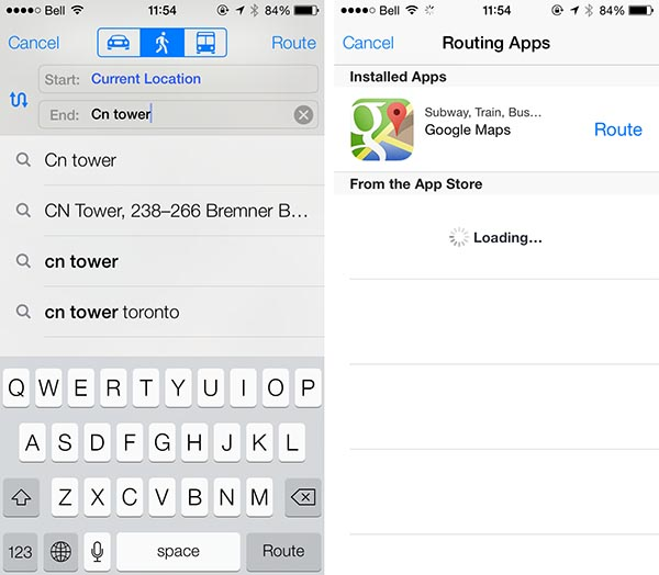 iOS 7: Maps, Passbook, Compass + Notes 4