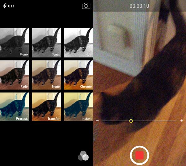 iOS 7: Music, Videos, Photos + Camera 26