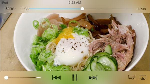 iOS 7: Music, Videos, Photos + Camera 13
