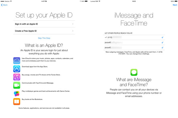 iOS 7: First-Time Set Up or Upgrading From iOS 6 15
