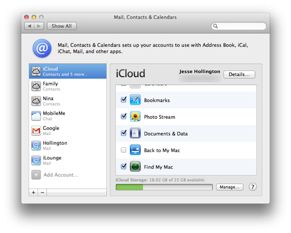 Sharing iTunes & iCloud Accounts in a Family 1