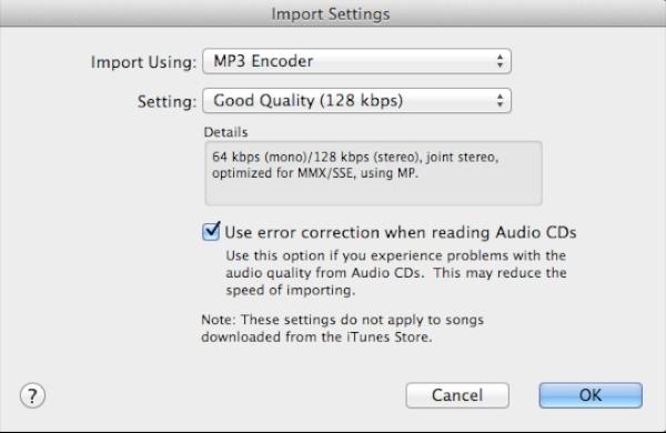 Converting Media in iTunes 11