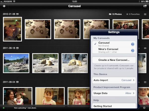 iOS Gems: Flickr, FlickrStackr, Flickr Studio + Adobe Revel