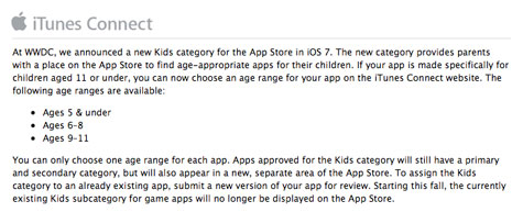 Apple outlines Kids app submission rules for Developers 1