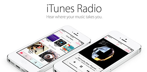 iTunes Radio to debut with select major advertisers 1