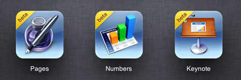 iWork for iCloud beta opens to public? 1