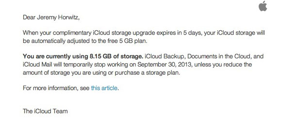 Quickly And Wisely Reducing Your iCloud Footprint 1