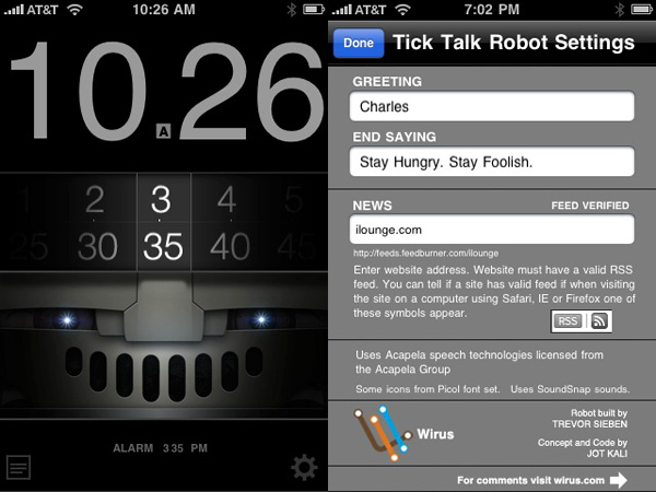 Weird + Small Apps 28: Tick Talk, Digit Defense, Zenscape + More