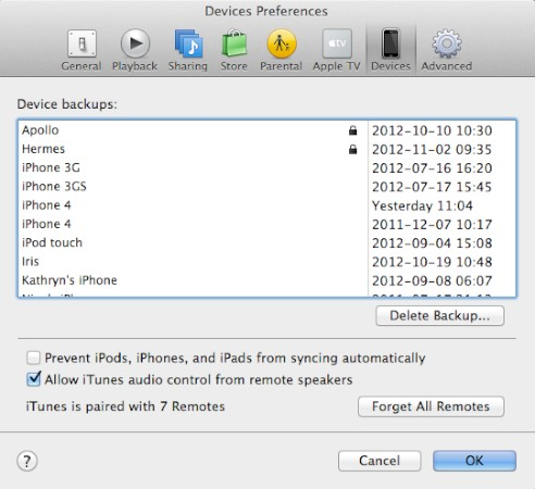 The Complete Guide to Transferring your Content to a new iPhone, iPad or iPod touch 4