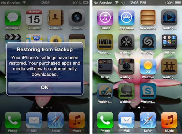 The Complete Guide to Transferring your Content to a new iPhone, iPad or iPod touch 15