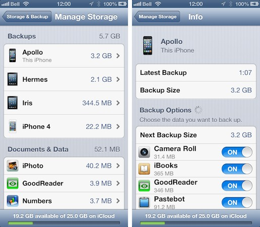 The Complete Guide to Transferring your Content to a new iPhone, iPad or iPod touch 16