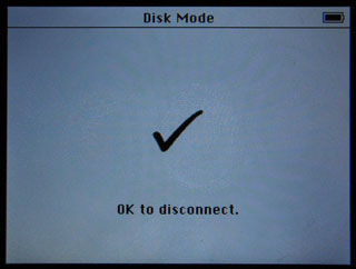 iPod keeps resetting