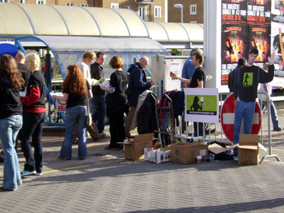 U.K. Mac Expo – a complete bust?
