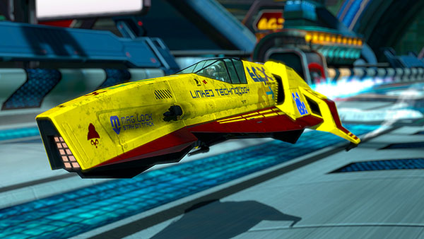 Wipeout HD, or, What a Sony $20 Digital Download Buys in 2008