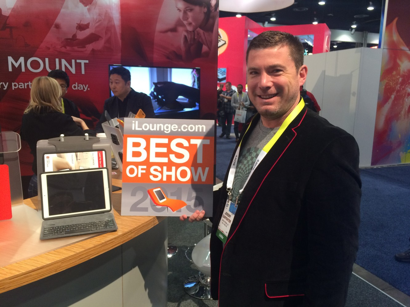 iLounge announces its CES 2015 Best of Show Awards 7