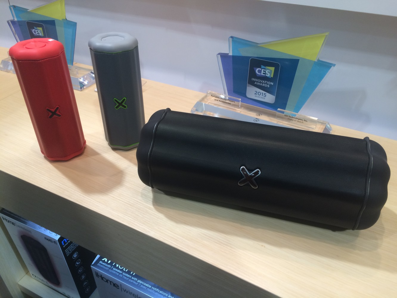 CES 2015: Day One 1