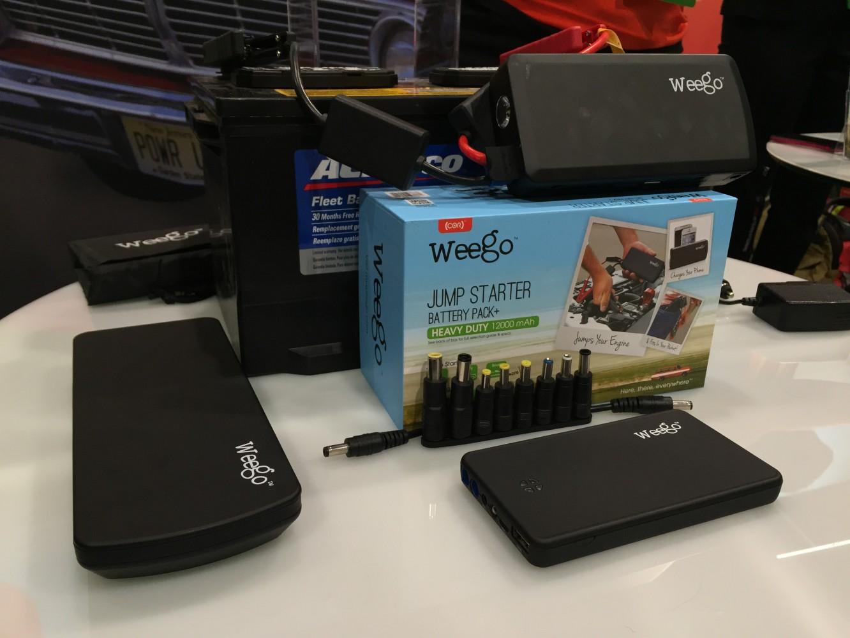 Lenmar, Lynktec, PhoneSuit + WeeGo