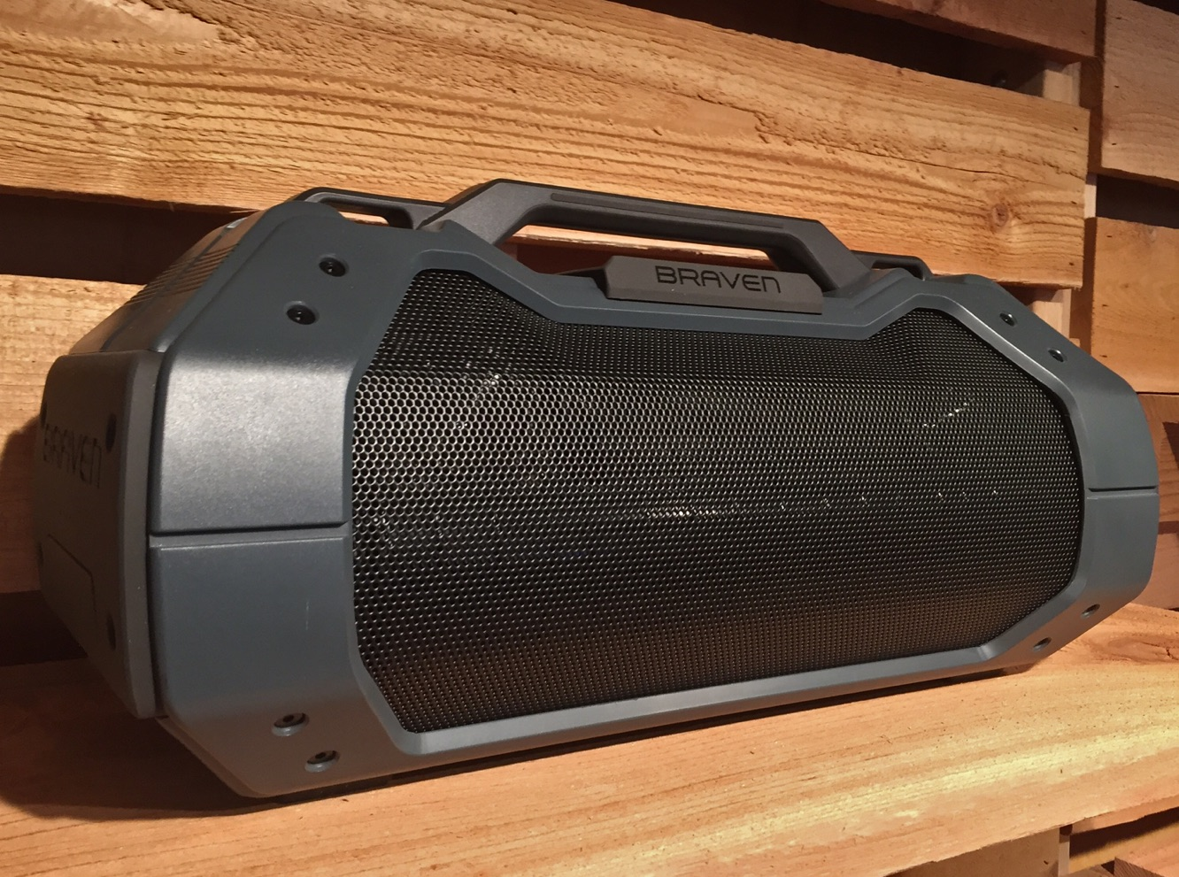Braven intros new speakers at CES, including the BRV-XXL and BRV-BLADE LE 1