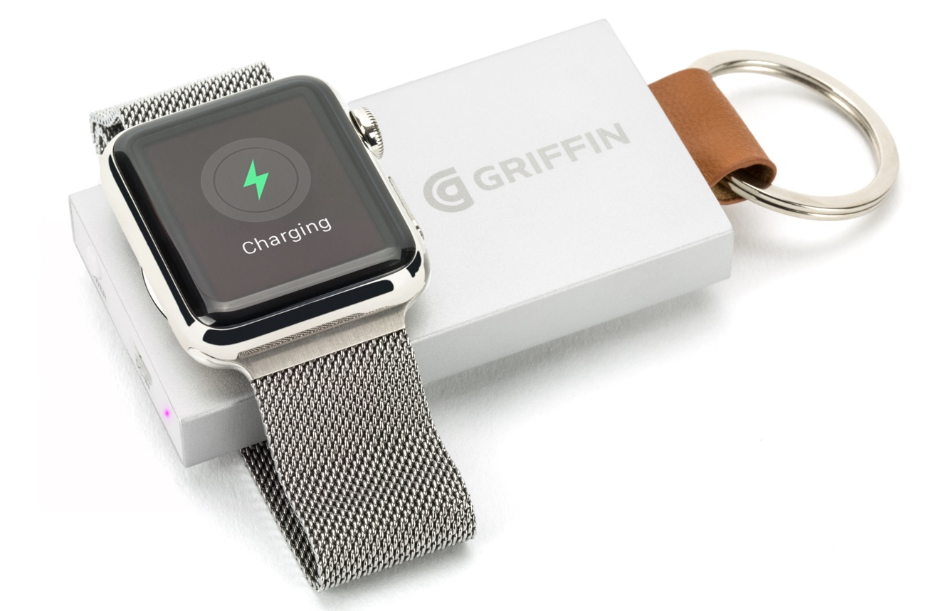 Griffin debuts Travel Power Bank for Apple Watch, Survivor bags + iPad Pro case, more