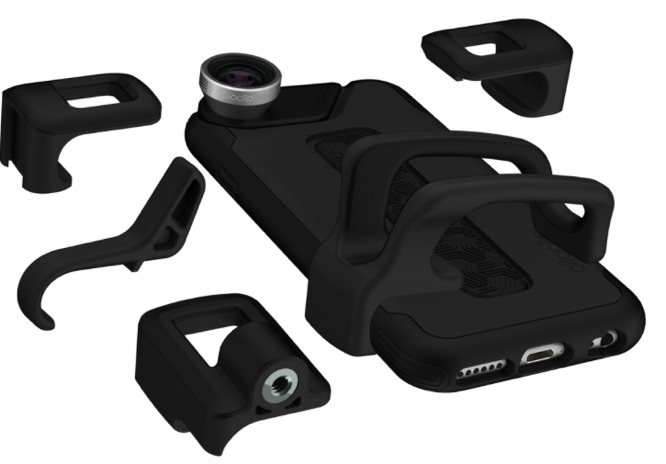 Olloclip unveils Studio mounting + accessory system for iPhone 6/6s/6s Plus
