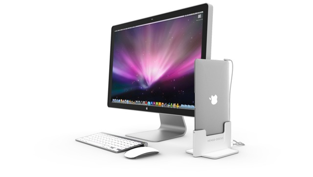 image editor macbook. We covered Henge Docks' MacBook Pro docking stations a few months ago,