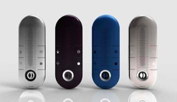 SuperTooth at 2012 CES: Disco2 speaker, Crystal speakerphone 1